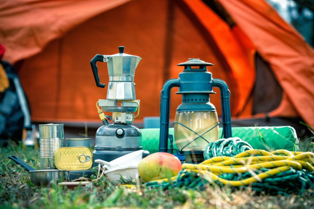 Essential Items (Into The Wild Survival Guide)