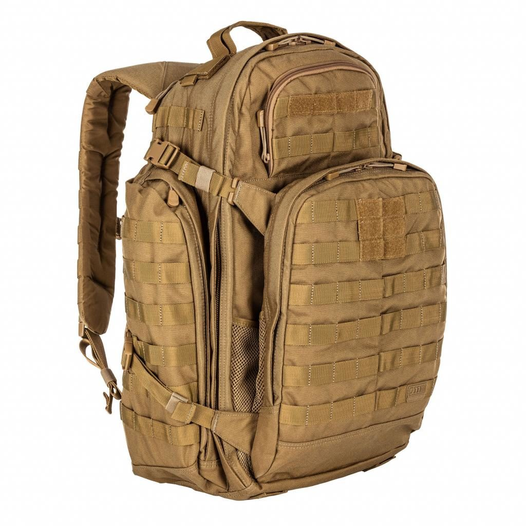 5.11 Tactical Rush 72 (Our Top Picks for High Tech Survival Gears)