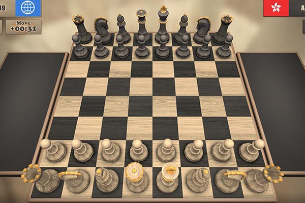 Chess.com (Best Mobile Games to Play during Quarantine)