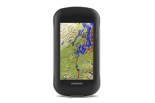 Garmin Oregon 680t (High Tech Survival Gadgets)