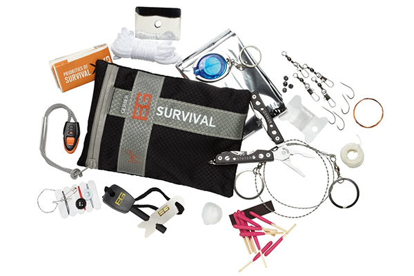 Gerber Bear Grills Ultimate Kit (High Tech Survival Gadgets)