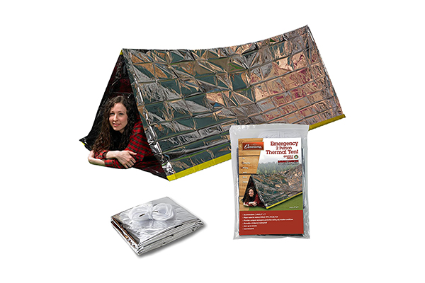 Grizzly Gear Emergency Thermal Tent (Top 10 Long Term Survival Shelters)