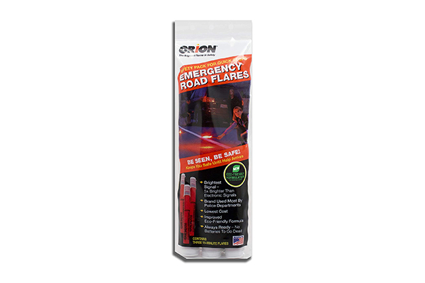 Orion Safety Products Road Flares (Top 10 Essentials for a Winter Survival Kit)