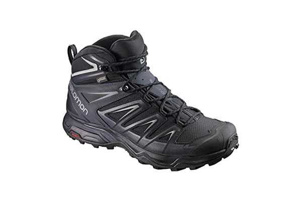 Salomon X Ultra 3 Mid GTX Men's Hiking Boots ( Best Hiking & Trekking Shoes of 2020)