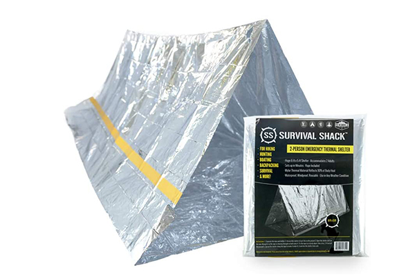 SharpSurvival Emergency Survival Shelter Tent