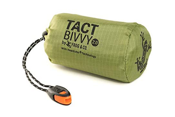 Tact Bivvy 2.0 Emergency Sleeping Bag (Top 10 Equipment for Building a Winter Survival Shelter)