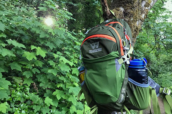 Performance (Tsunami Hydration Backpack by Wilderness Technology)