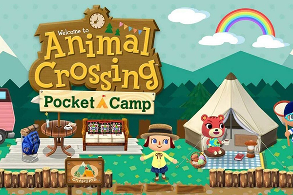 Animal Crossing: Pocket Camp (Best Mobile Games to Play during Quarantine)