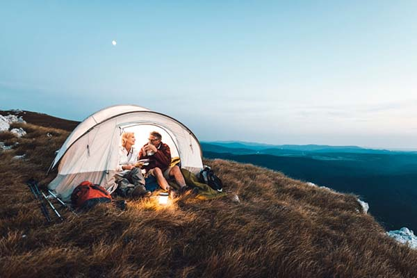 Camping Tents: How to Rough It